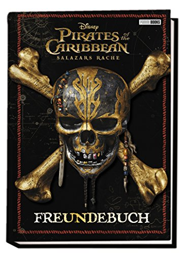Disney Pirates of the Caribbean Salazars Rache - Freundebuch