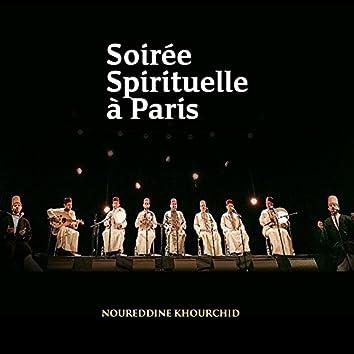 Soirée spirituelle à Paris (Live)