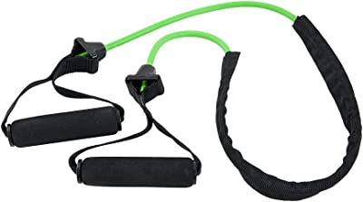 Power Systems Premium Ultra Versa Tube Resistance Band with Padded Handles