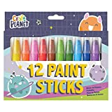 Craft Planet CPT 763013 Paint, Multi Bright, One Size