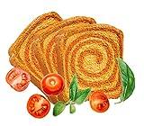 La DIETA PROTEICA Line@ come piace a TE! Colazioni, spuntini, pasti completi | per la FASE 1 | PERSONALIZZALA COME VUOI | (FETTE BISCOTTATE al pomodoro (5 porzioni))
