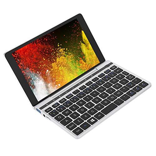 Mini Tableta, portátil de Bolsillo Compacto de bajo Consumo de energía Pocket 2 4GB LPDDR3-1600 1920 × 1200 para Core para 10(Normativa Europea, Transl)