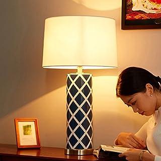 Simple Ceramic Bedroom Bedside Art Creative Decorative Table Lamp