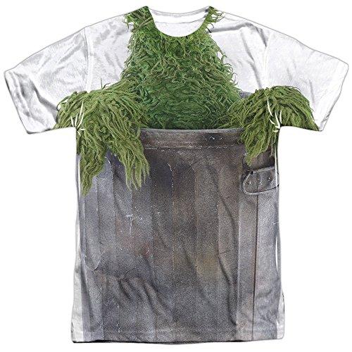Sesame Street- Oscar Costume Tee T-Shirt Size XXL