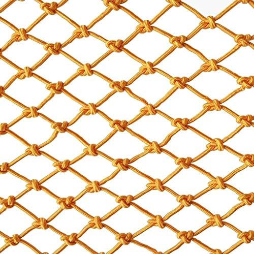Red de Seguridad Malla Cerca red Kids Safety Net Colgando Escalera Balcon ropa de los niños de la Red de Protección neto cuerda de escalada neto de interior y al aire libre Barandilla Red de Seguridad