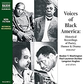 Voices of Black America cover art