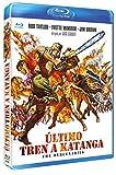 Último Tren A Katanga BD 1968 The Mercenaries [Blu-ray]