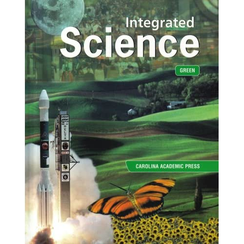 Middle School Science Textbook