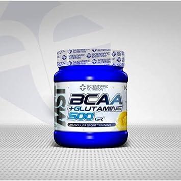 BCAA + Glutamine 500g Limón