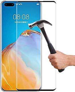 Lapinette Glas Skärmskydd Kompatibelt med Huawei P40 Pro Plus - 2 Pack - Skärmskydd i Härdat Glas - Härdat Glasskyddsfilm...
