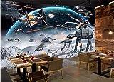 Papel Pintado Mural Personalizado Foto 3D Papel Tapiz De Dibujos Animados Shock...