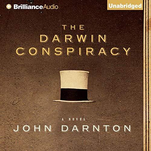The Darwin Conspiracy audiobook cover art