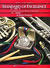 W21XE - Standard of Excellence Book 1 - Alto Saxophone