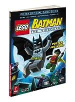 Lego Batman - Prima Official Game Guide de Michael Littlefield