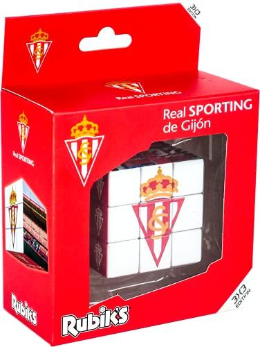 Cubo Rubik Sporting DE GIJÓN