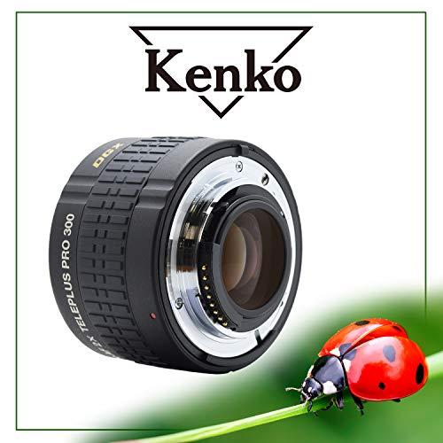 Kenko DGX 2,0X Pro300 NikAF Konverter 2,0 Fach in schwarz