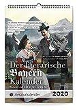 Der literarische Bayern-Kalender 2020: Realien aus der guten alten Zeit - Joseph von Hazzi
