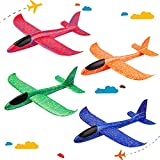 Avión Planeador,lanzan los planeadores,Planos de Espuma,lanzando Aviones...