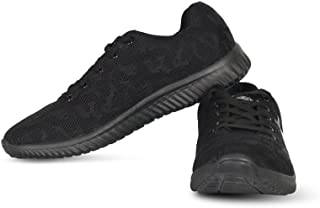 Vector X RS-7060 Running Shoes (Black)