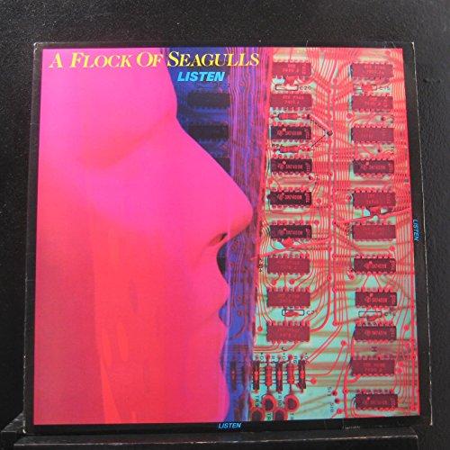 Listen (1983) [Vinyl LP]