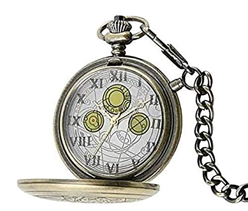 Doctor who masters fob watch
