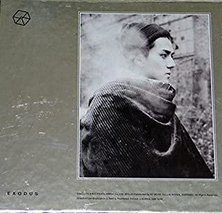 EXO - EXODUS (Vol. 2) [SEHUN Chinese ver.] CD + Official Photocard + Photo Booklet + Extra Gift Photocards Set