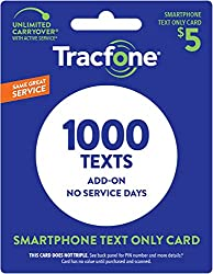 buy texts for tracfone