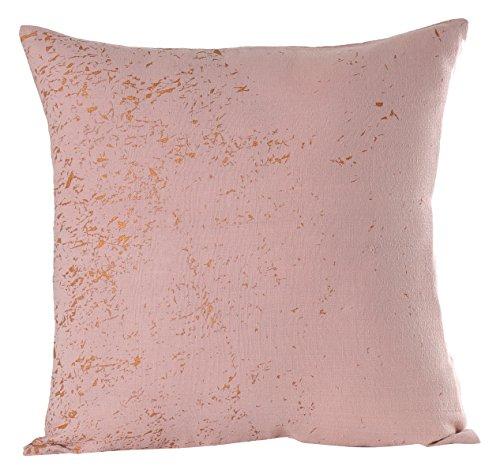 Gitika Goyal Home Textures in Metal-16 Cushion Cover Funda de cojín