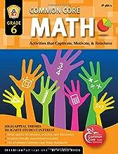 Common Core Math Grade 6: Activities That Captivate, Motivate, & Reinforce