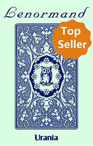 Lenormand Orakelkarten Blaue Eule: Wahrsagekarten mit Symbolen