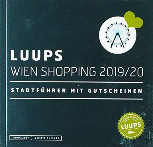 LUUPS Wien Shopping 2019/20: Stadtführer mit Gutscheinen