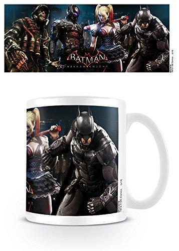 Pyramid International MG23078Batman Arkham Knight Characters Ceramic Mug tasse ceramique - mug