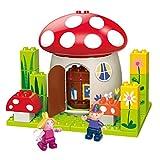 Ben and Holly's Little Kingdom - Juego de juguetes de construcción para niños de 3 a 6 años