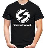 Trabant T-Shirt | DDR | Osten | Männer | Herren | Simson | Schwalbe | Wartburg | IFA | Zwickau | VEB | Trabi | Fun | M1 (XXL)