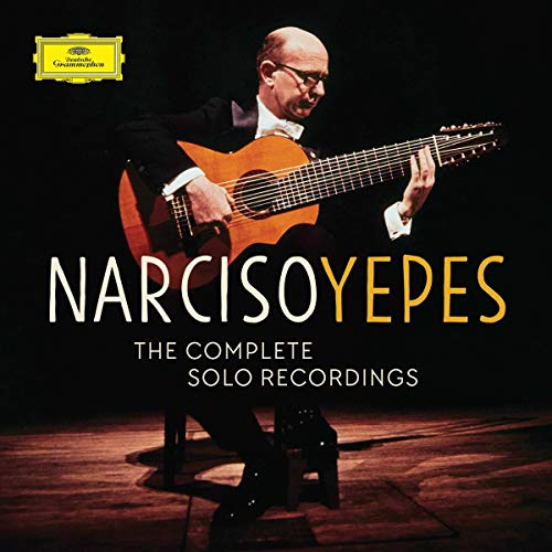 Yepes: The Complete Solo Recordings