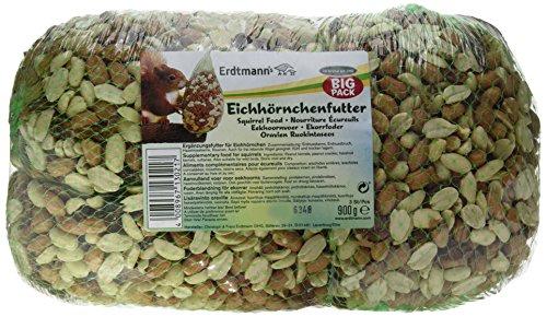Erdtmanns Eichhörnchenfutter Big Pack (1 x 900 g)