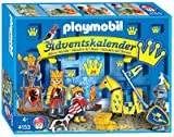 PLAYMOBIL® 4153 - Adventskalender 'Königliches Ritterturnier'