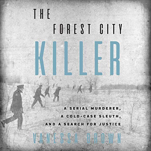 The Forest City Killer audiobook cover art