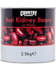 Country Range Red Kidney Beans in Water - Pack Size = 1x2.5kg