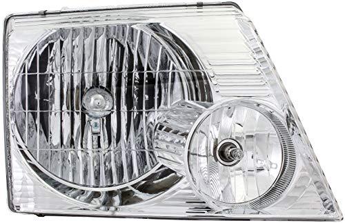 04 explorer headlight assembly - 7