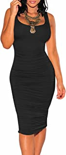 high neck sleeveless bodycon dress