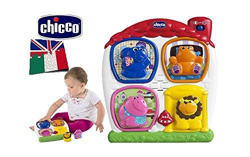 Chicco Gioco Happy Palace, Centro attività Bilingue, 9-36 Mesi