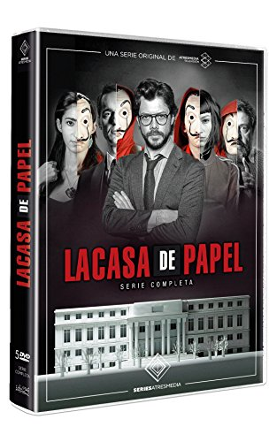 La Casa de Papel, pas d'audio en français - pas de sous-titres français