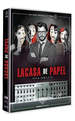 La casa de papel - Serie Completa [DVD]