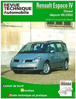 Rta 682.1 Renault espace dci
