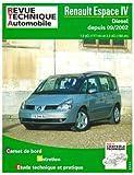 E.T.A.I - Revue Technique Automobile 682 - RENAULT ESPACE IV - 2002 à 2006