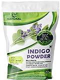 Natural Health Products Indigo Powder (Indigofera Tinctoria) For Hair Pure Neel Powder For