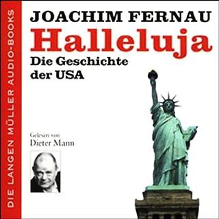 Halleluja. Die Geschichte der USA Titelbild