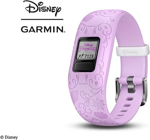 Garmin 010-01909-34 vívofit junior 2, Princess Character Icons Smartwatch