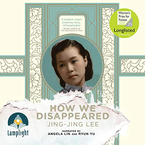 How We Disappeared cover art